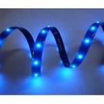 Led strip light azul