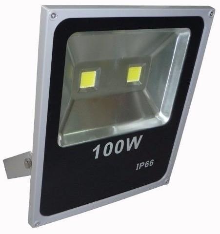 reflector 100 watts para exterior ip66