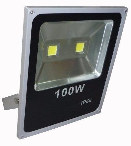 Xpertosreflector Led 100 Watts Para Exterior Xpertos