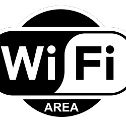 Logo WIFI area