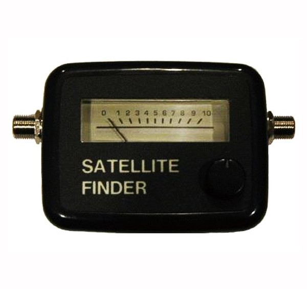 Buscador de satelites sat finder analogico