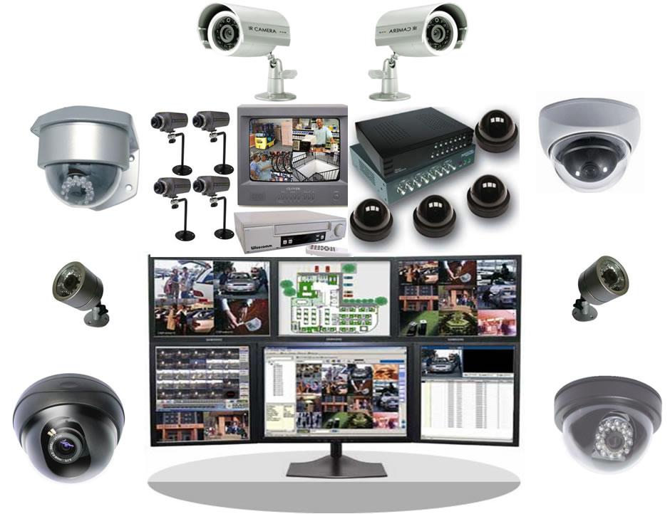 CCTV - Circuito cerrado de televisión vs cámaras IP digitales