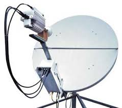 Antena satelital VSAT